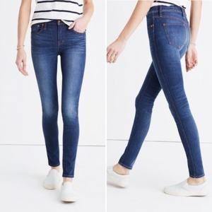 Madewell Skinny Skinny High Riser Jeans | Size 29